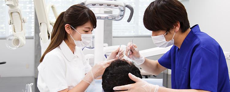歯科定期健診の必要性