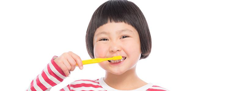 お子さんの歯を虫歯から守るシーラント